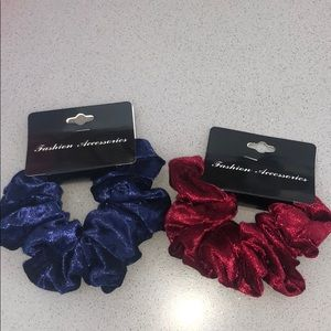Scrunchies- 2 Pack